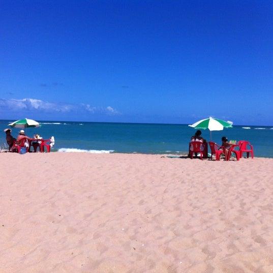 รูปภาพถ่ายที่ Praia de Guaxuma โดย Pedro Ivo J. เมื่อ 3/1/2012