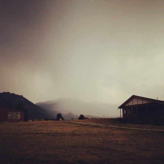 Photo taken at YMCA of the Rockies by Ryan W. on 7/10/2012