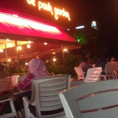 Photo taken at De Pauh Garden Restaurant & Cafe by Mat S. on 7/17/2012