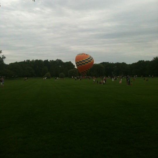 Photo taken at Cantigny Park by Mike N. on 8/12/2012