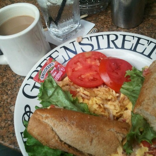 Greenstreet Cafe Miami Happy Hour