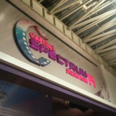 8/31/2012 tarihinde Yahya S.ziyaretçi tarafından Spectrum Cineplex'de çekilen fotoğraf