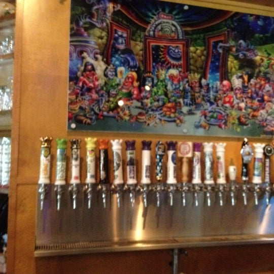 Photo taken at Three Floyds Brewery & Pub by Kale K. on 9/4/2012