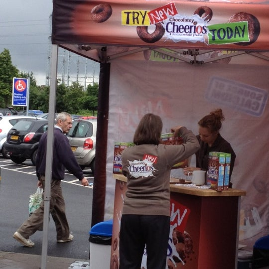 Photo taken at Tesco Extra by Claire T. on 7/14/2012