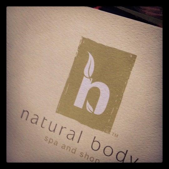Natural Body Buckhead Reviews