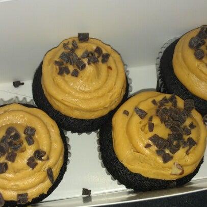 Photo taken at Sift Cupcake & Dessert Bar by Dustin S. on 8/26/2012