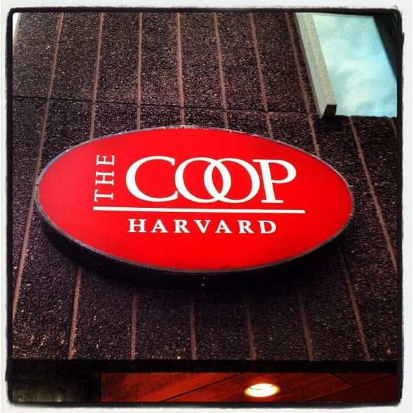 Photo taken at Harvard Coop Society Bookstore by Roy F. on 5/11/2012