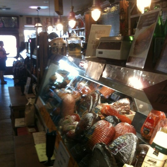 Photo taken at Jackson Market by Jeffrey K. on 6/24/2012