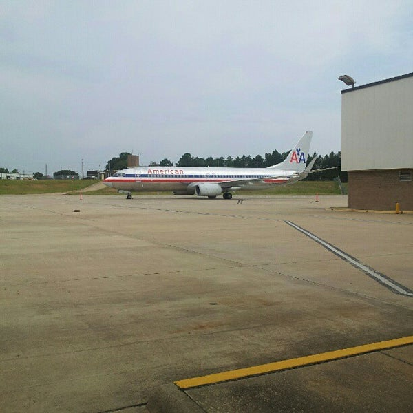 Photo taken at Shreveport Regional Airport (SHV) by Daniel on 8/8/2012