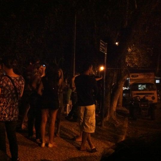 Photo taken at Churros Da Si by Larissa Y. on 9/9/2012