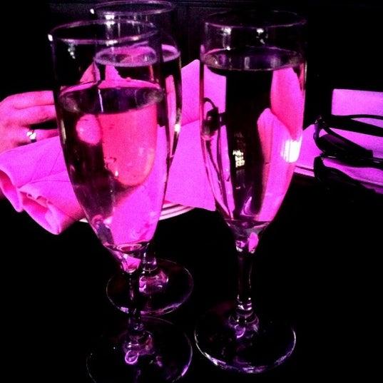 Photo taken at PNK Restaurant & Ultra Lounge by Tara L. on 4/28/2012