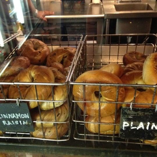 Photo taken at Murray's Bagels by Matt D. on 5/27/2012