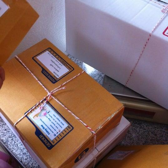 รูปภาพถ่ายที่ ไปรษณีย์ สายไหม โดย Friday S. เมื่อ 8/11/2012