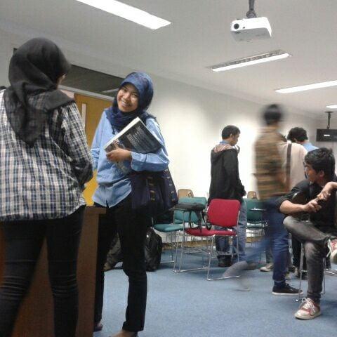 Photo taken at Telkom Business School by Pradipta M. on 4/9/2012