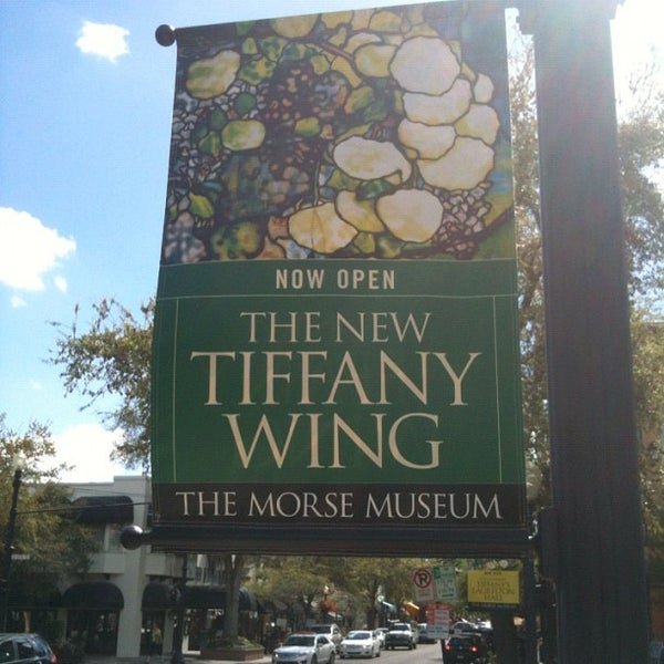 Photo taken at Charles Hosmer Morse Museum Of American Art by George M. on 3/2/2012