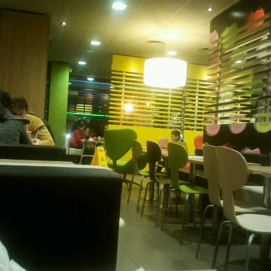 Photo taken at McDonald's by Gergő S. on 3/12/2012