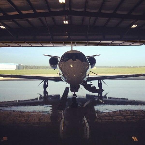 Photo taken at Shreveport Regional Airport (SHV) by Sean D. on 9/3/2012