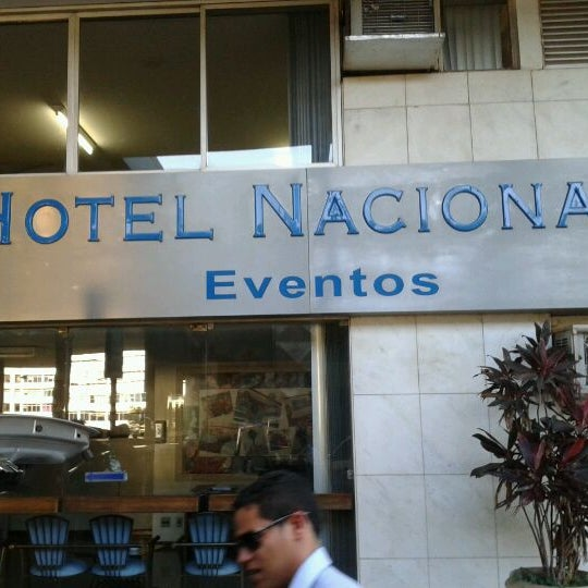 Photo taken at Hotel Nacional by Nani M. on 4/29/2012