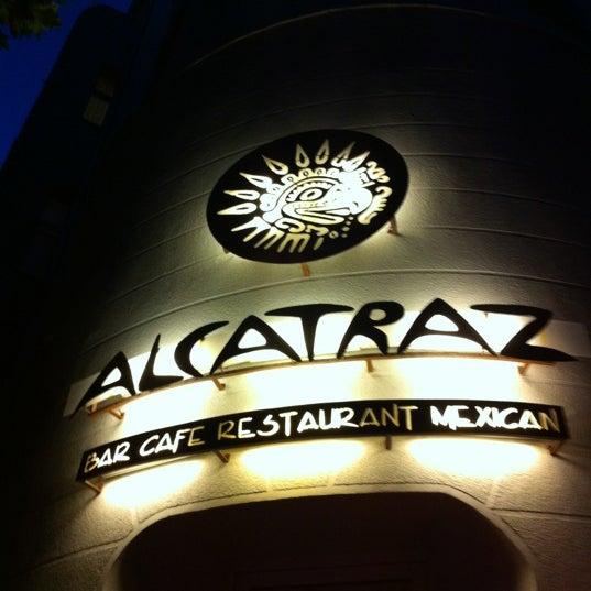 Alcatraz mexican restaurant in berlin for Alcatraz fine mexican cuisine