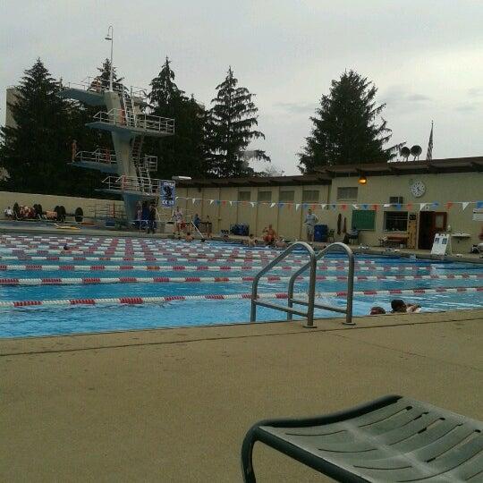 Iu Outdoor Pool Pool In Indiana University