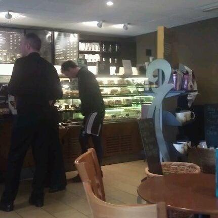 Photo taken at Starbucks by Steven C. on 3/21/2012