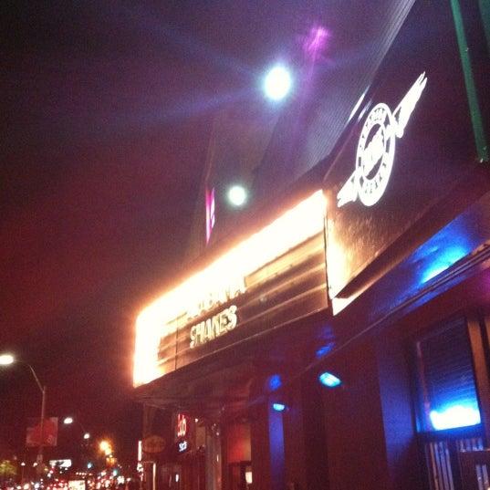 Photo taken at Paradise Rock Club by Joshua S. on 4/16/2012