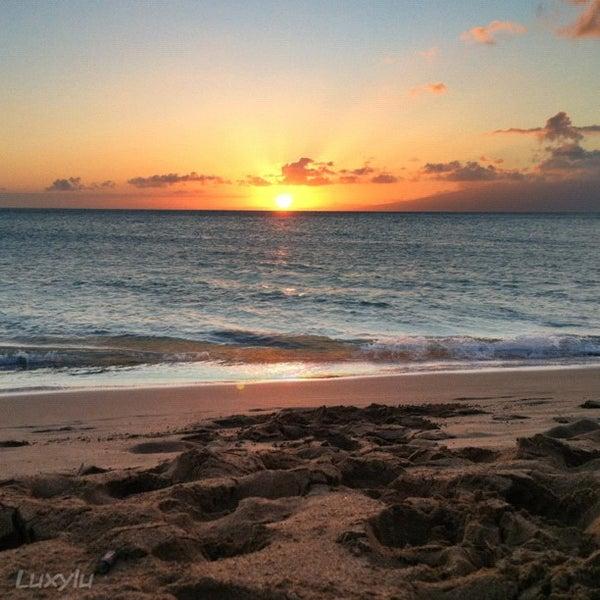 Photo taken at Pacific Ocean by Lulu on 6/5/2012