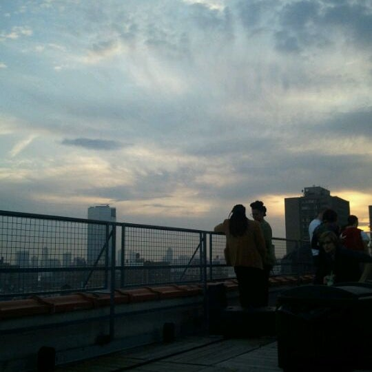 Photo taken at Meetup HQ Roof Deck by Leland S. on 5/4/2012