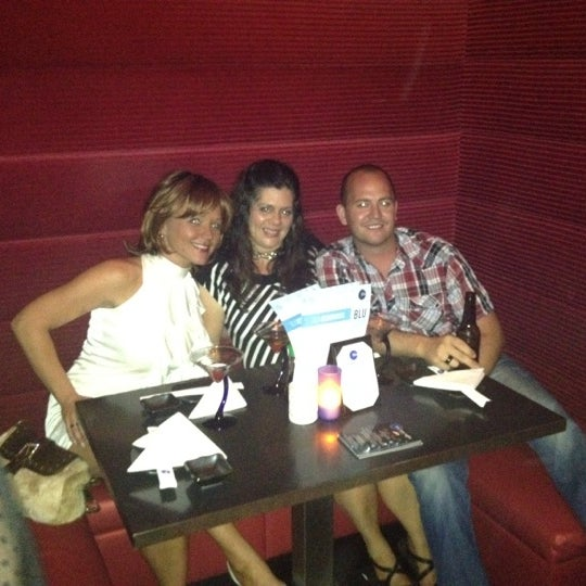Photo taken at Blu Sushi by Wendy B. W. on 6/24/2012