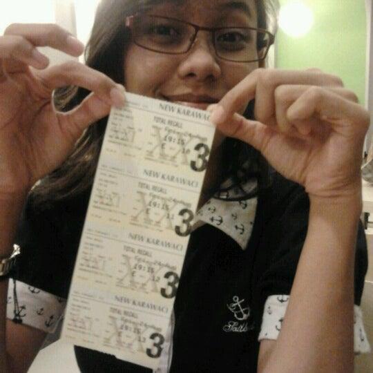 Photo taken at Premiere Karawaci by Cinantya M. on 8/24/2012