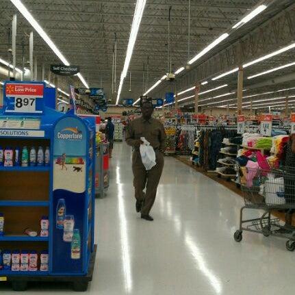 Photo taken at Walmart by 13 B. on 4/9/2012