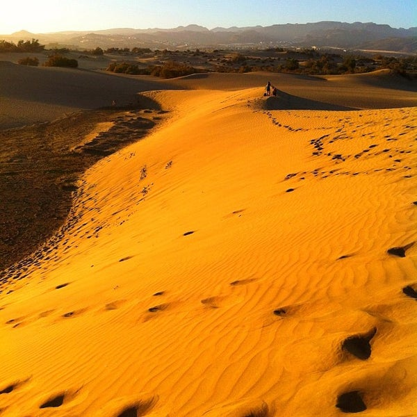 Where's Good? Holiday and vacation recommendations for Maspalomas, Spain. What's good to see, when's good to go and how's best to get there.