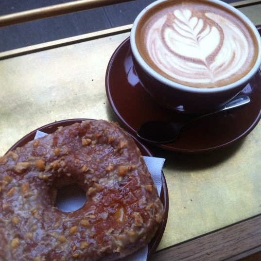 Photo taken at Stumptown Coffee Roasters by Joe H. on 7/26/2012