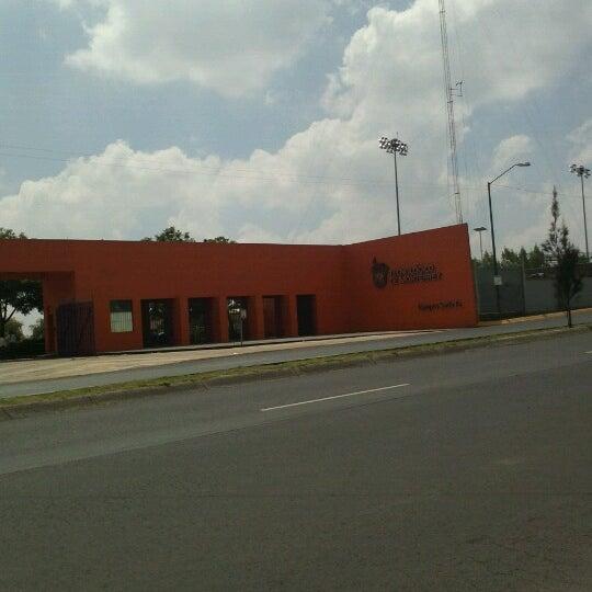 Foto tomada en Tecnológico de Monterrey por Sebastián C. el 8/5/2012