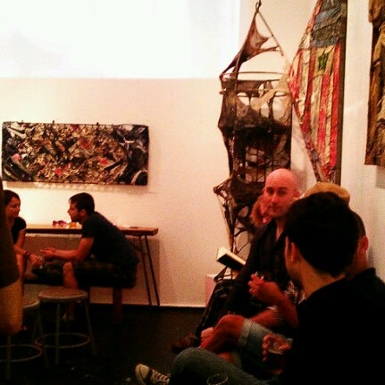 Photo taken at Culture Fix by Ari S. on 7/19/2012