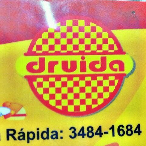 Foto tirada no(a) Druida Lanches por Luciano M. em 7/29/2012
