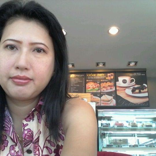 Photo taken at Mezzo by Nong Pin K. on 6/14/2012
