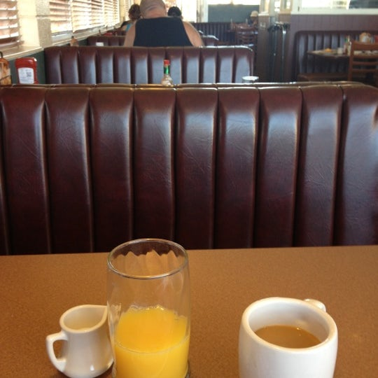 Photo taken at Denny's by Adam R. on 5/28/2012