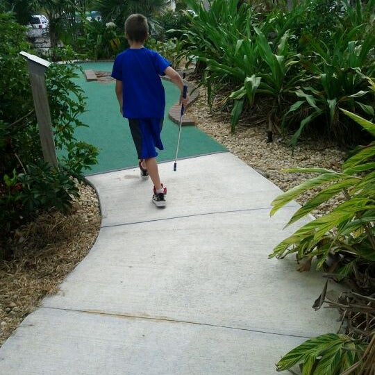 Photo taken at Palmetto Golf Course by Allison M. on 3/14/2012