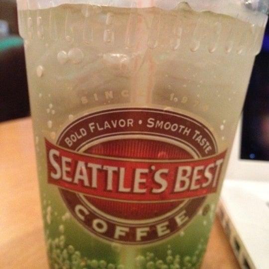 Photo taken at Seattle's Best Coffee by Ysabel Y. on 4/11/2012