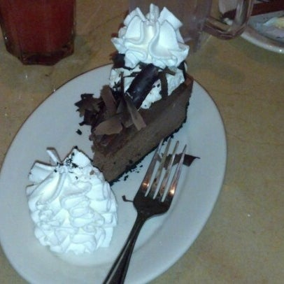 Photo taken at The Cheesecake Factory by Brian M. on 8/2/2012