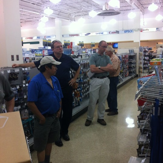 photo taken at micro center by tyler g on 942012
