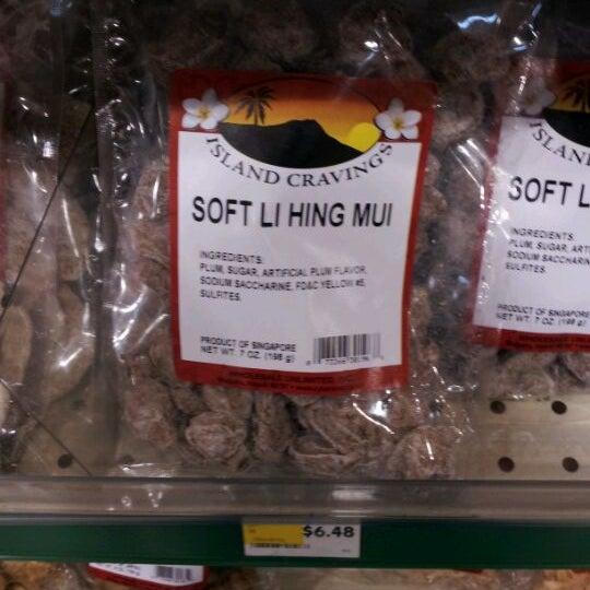 Photo taken at Marukai Market by Nathaniel S. on 2/19/2012