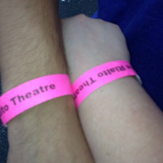Photo taken at The Rialto Theatre by Lacey G. on 7/23/2012
