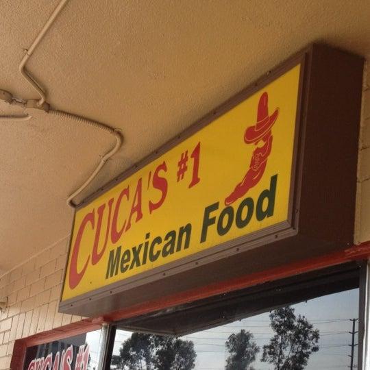 Cuca S Mexican Restaurant In Redlands