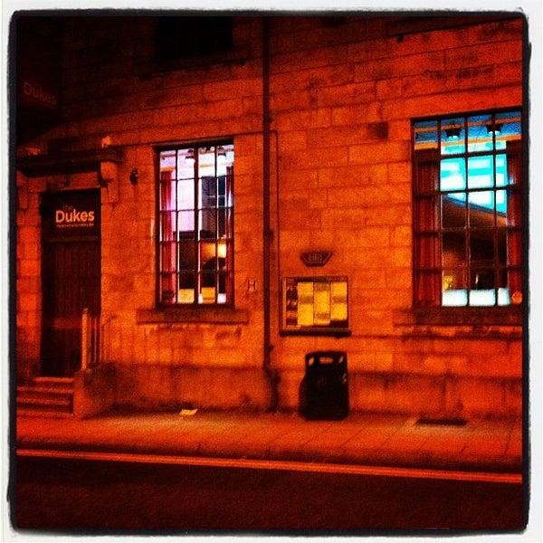 Dukes Cafe Bar Lancaster