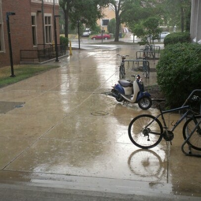 Photo taken at UWM Curtin Hall by Jacques M. on 7/18/2012