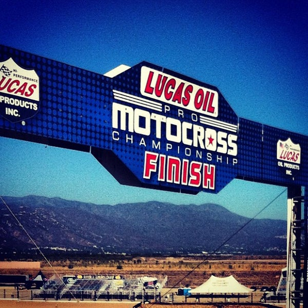 Lake Elsinore Motocross Track Lake Elsinore Ca