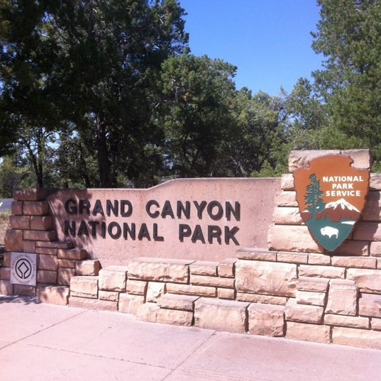 Photo taken at Grand Canyon National Park by Nate R. on 6/3/2012