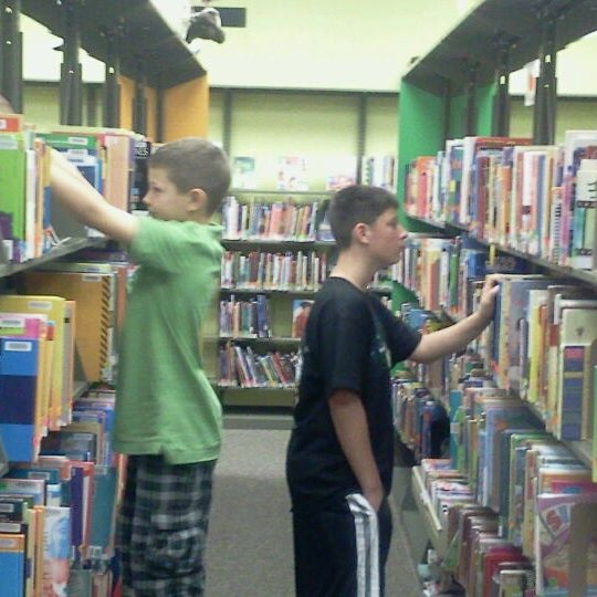 Photo taken at Indianapolis Marion County Public Library - Southport Branch by Donnie L. on 5/13/2012
